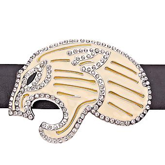 Iced out bling PUMA head belt