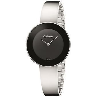 Calvin Klein Chic Black Dial Ladies Watch