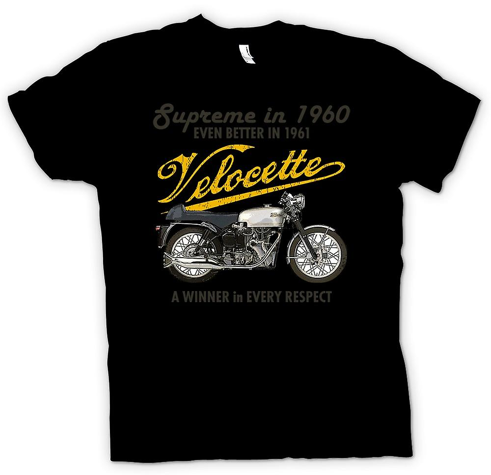 Kids T-shirt - Velocette 61 Supreme - Bike