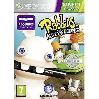 Rabbids Alive and Kicking - benötigt Kinect (Xbox 360)