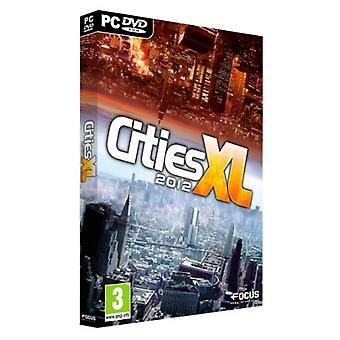 Cities XL 2012 (PC-DVD)