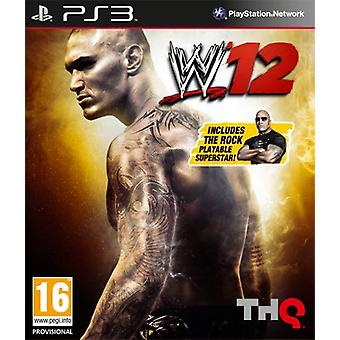 WWE 12 Limited Edition (PS3)