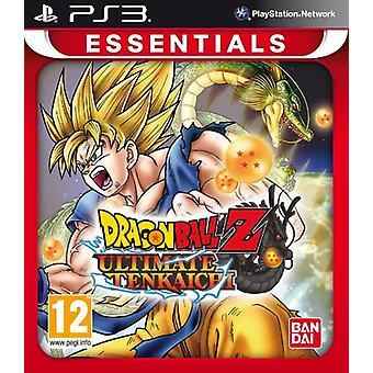 Dragon Ball Z ultimata Tenkaichi Essentials (PS3)