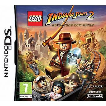 LEGO Indiana Jones 2 Äventyret fortsätter (Nintendo DS)