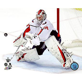 Braden Holtby - Game 7 2018 NHL Eastern Conference Finals Photo Print