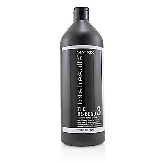 Matrix Total Results The Re-Bond Strength-Rehab System Conditioner (For Extreme Repair) 1000ml/33.8oz