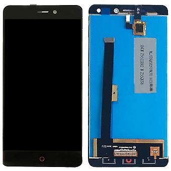 Complete for ZTE Nubia N1 / NX541J display LCD unit repair black