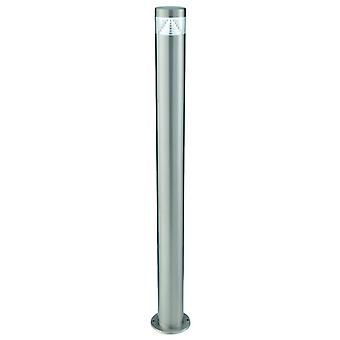 Brooklyn Led Outdoor Post - 90 Cm Stainless Steel