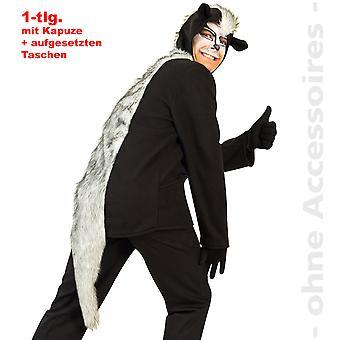 Costume di costume maschile Glade Skunk Skunk Signor costume di puzzola