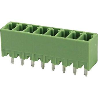Degson Socket enclosure - PCB Total number of pins 4 Contact spacing: 3.81 mm 15EDGVC-3.81-04P-14-00AH 1 pc(s)