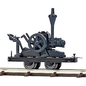 Busch Feldbahn 12250 H0f Military Railway motor wagon lanz dummy