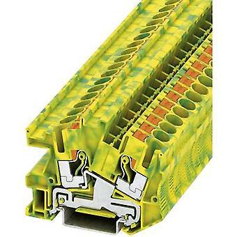 فينيكس اتصال الوكالة 3213966 6-PE PG المحطة الطرفية عدد دبابيس: 2 0.5 ملم ² 6 ملم ² الأخضر والأصفر 1 pc(s)