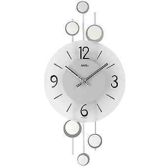 Настенные часы кварцевые настенные часы декоративные металлические прокладки минеральных кристаллов кварцевые часы