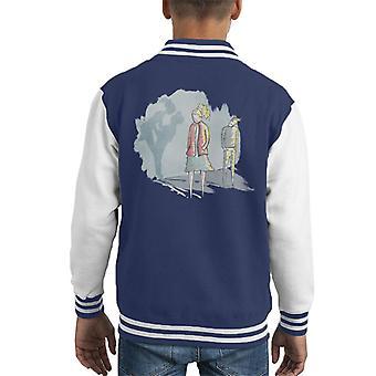 Lovers Kid's Varsity Jacket