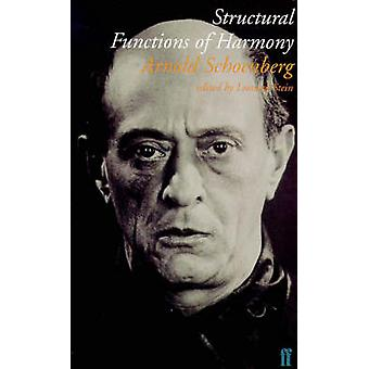 Structural Functions of Harmony (Main) by Arnold Schoenberg - Leonard