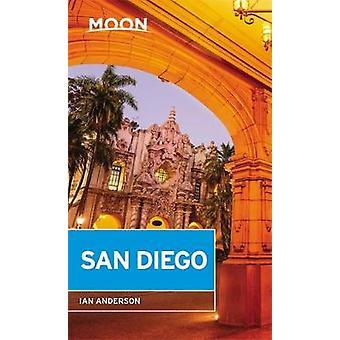 Moon San Diego (fjärde upplagan) av månen San Diego (fjärde upplagan) -