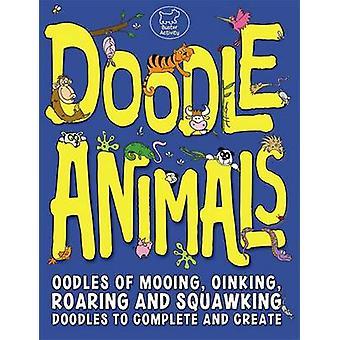 Doodle Animals by Emma Parrish - Emma Parrish - 9781780550169 Book