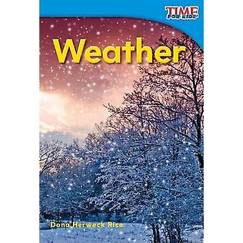 Weather by Dona Herweck Rice - 9781433335754 Book