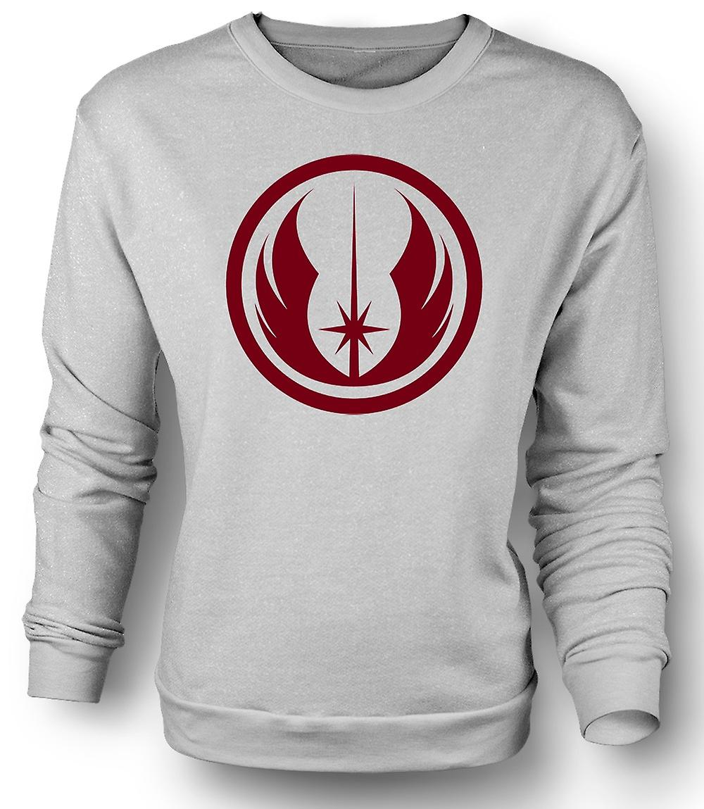 Mens Sweatshirt Jedi Order - Star Wars