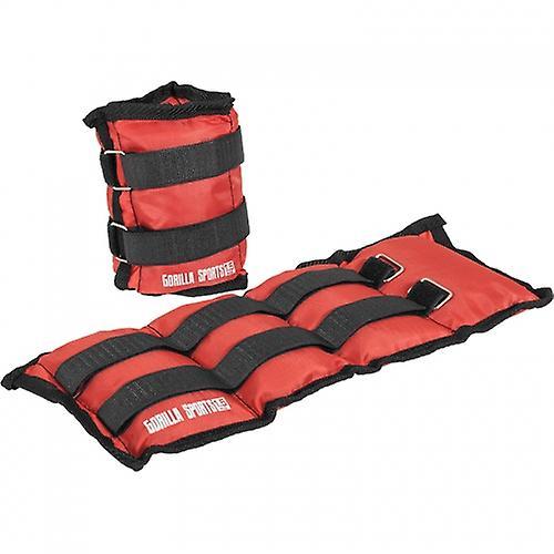 Bandes lest�es pour poignets ou chevilles  3kg(2x1.5)