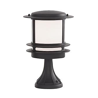 Searchlight 1264 Black Outdoor Post Lamp