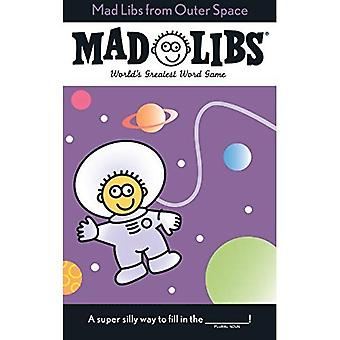 Mad Libs from Outer Space (Mad Libs (Unnumbered Paperback))
