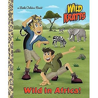 Wild in Africa!: Wild Kratts