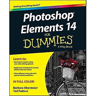 Photoshop Elements 14 per Dummies