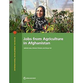 Jobs from Agriculture in�Afghanistan (International�Development in Focus)