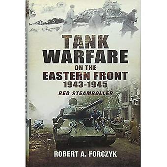 Serbatoio guerra sul fronte orientale 1943-1945: rullo compressore rosso