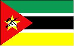 Mozambique Flag 5ft x 3ft With Eyelets For Hanging