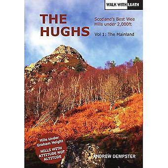 Les Hughs: Mieux Wee Hills Ecosse moins de 2 000 pieds