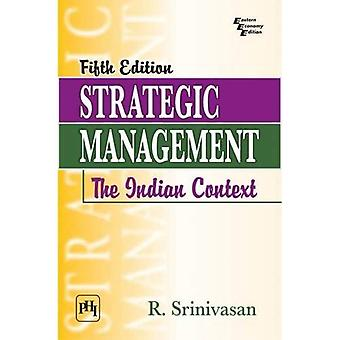 Strategic Management: The Indian Context