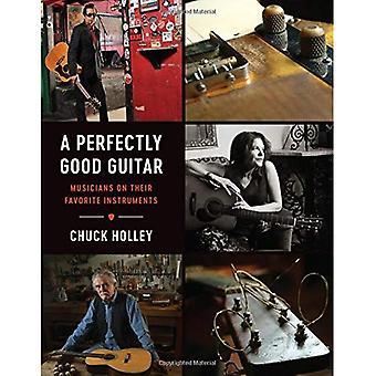 Une guitare en parfait état: Musiciens sur leurs Instruments préférés
