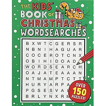 The Kids' Book of Christmas Wordsearches (Buster Puzzle Books)