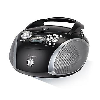 Radio CD Grundig GDP6330 USB 2.0 MP3 svart