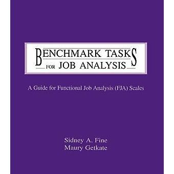 Attività di benchmark per lavoro analisi guida per analisi di lavoro funzionale fja scale di belle & Sidney A.
