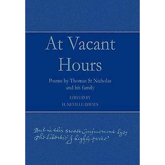 A las horas vacantes por Davies y H. N.