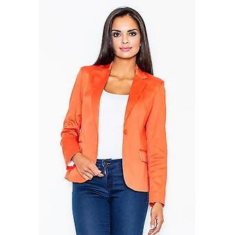 FIGL ladies jacket Orange