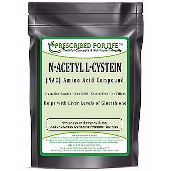 N-Acetyl L-Cystein (NAC) - Amino Acid Compound Powder