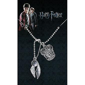 Harry Potter Gryffindor Dog Tag Pendant