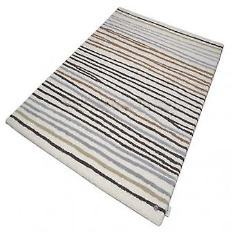 Rugs -Tom Tailor - Easy Stripes Cream & Grey