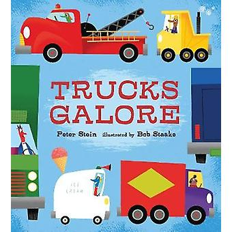Trucks Galore by Peter Stein - 9781406380491 Book