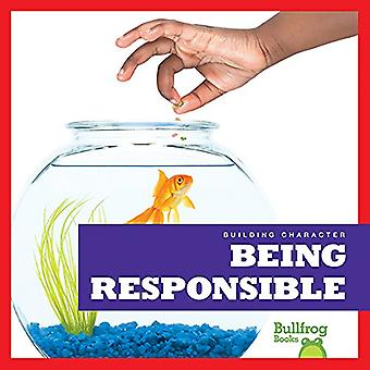 Being Responsible by Rebecca Pettiford - 9781620318805 Book