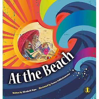 At the Beach by Elizabeth Hope - 9781776500383 Book