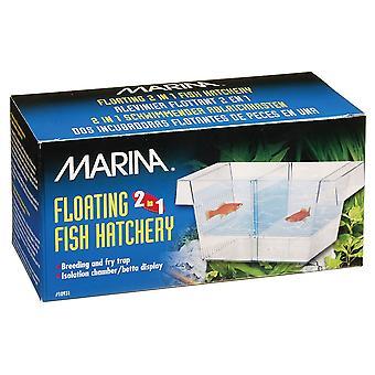Marina 2 In 1 schwimmenden Fischschrafften