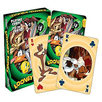 Looney Tunes Cast Playing Cards