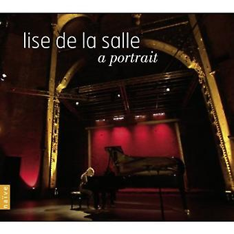 Mozart/Rachmaninov/Chopin - Lisa De La Salle: A Portrait [CD] USA import