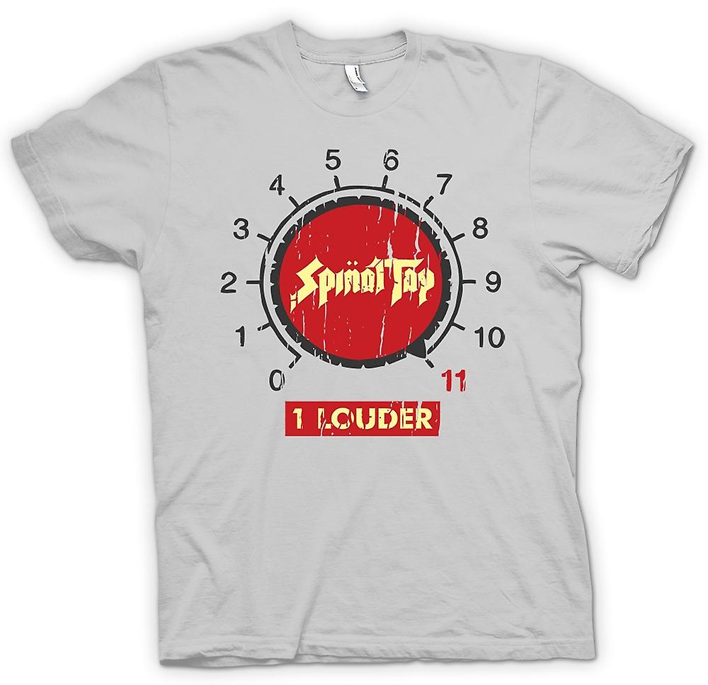 Mens T-shirt - Spinal Tap Volume Control - 11