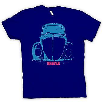Mens T-shirt - VW Beetle Pop-Art - klassische Bug